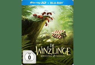 Die Winzlinge-Operation Zuckerdose (Deluxe Edition) 3D Blu-ray