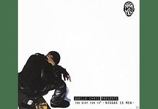 Quelle Chris - Niggas Is Men  - (CD)