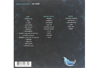 Duke Westlake - Re.Turn  - (CD)
