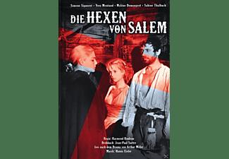 Die Hexen von Salem DVD