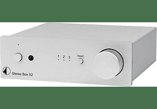 PRO-JECT Vollverstärker Stereo Box S2, silber