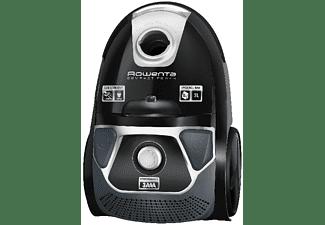 Aspirador con bolsa - Rowenta Compact Power Cyclonic RO3995EA, 750W, 3l, especial mascotas