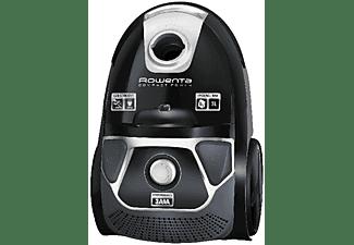 Aspirador con bolsa - Rowenta Compact Power Cyclonic RO3995EA, especial mascotas, 750W