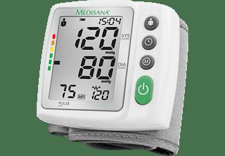 Tensiómetro - Medisana BW 315, Muñeca, Fácil lectura, Blanco