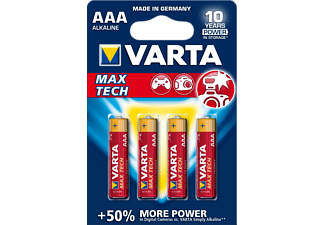VARTA Max Power - Pile (Rouge)