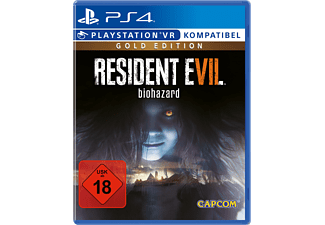 Resident Evil 7 (Gold Edition) - [PlayStation 4]