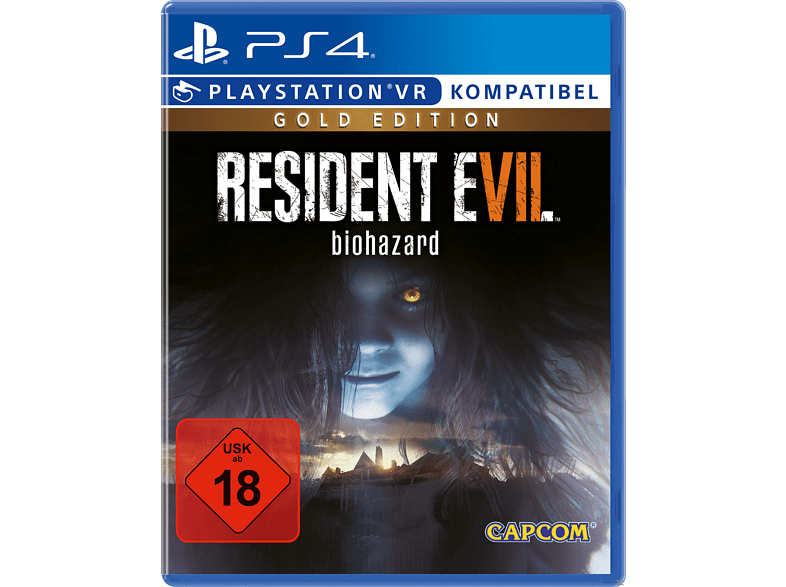 Resident Evil 7 biohazard - Gold Edition [PlayStation 4]