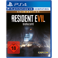 Resident Evil 7 (Gold Edition) [PlayStation 4]
