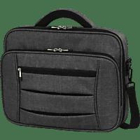 HAMA Business Notebooktasche, Aktentasche, 17.3 Zoll, Grau