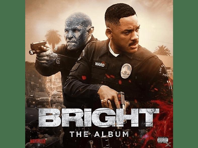 VARIOUS - Bright: The Album [CD]