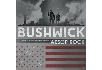 Aesop Rock - Bushwick OST  - (Vinyl)