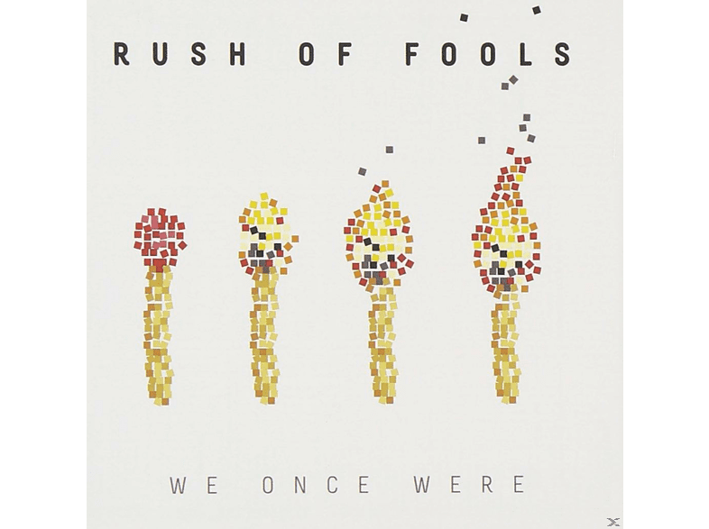 Rush Of Fools - We Once Were [CD]