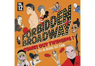Forbidden Broadway - Comes Out Swinging  - (CD)