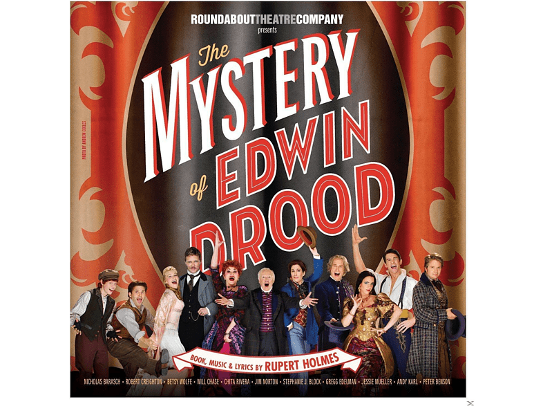 The New 2013 Broadway Cast Recording - The Mystery Of Edwin Drood [CD]