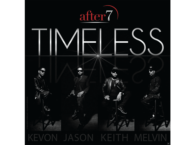 After 7 - Timeless [CD]