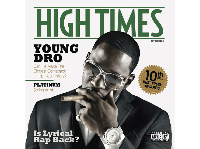 Young Dro - High Times [CD]