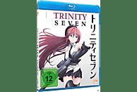 Trinity Seven - Vol.1 - Episoden 1-4 [Blu-ray]