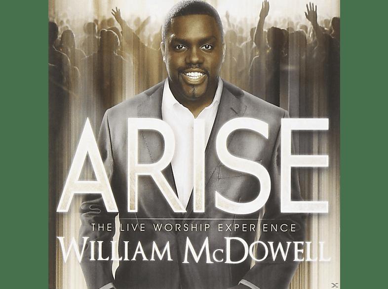 William Mcdowell - Arise [CD]
