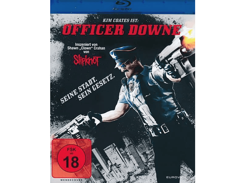 OFFICER DOWNE (BLU-RAY) [Blu-ray]