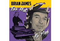 Brian James - too hot to pop ep [Vinyl]