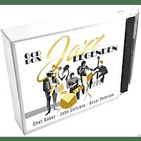 Fred Astaire, Chet Baker, John Coltrane - Jazz Legenden [CD]
