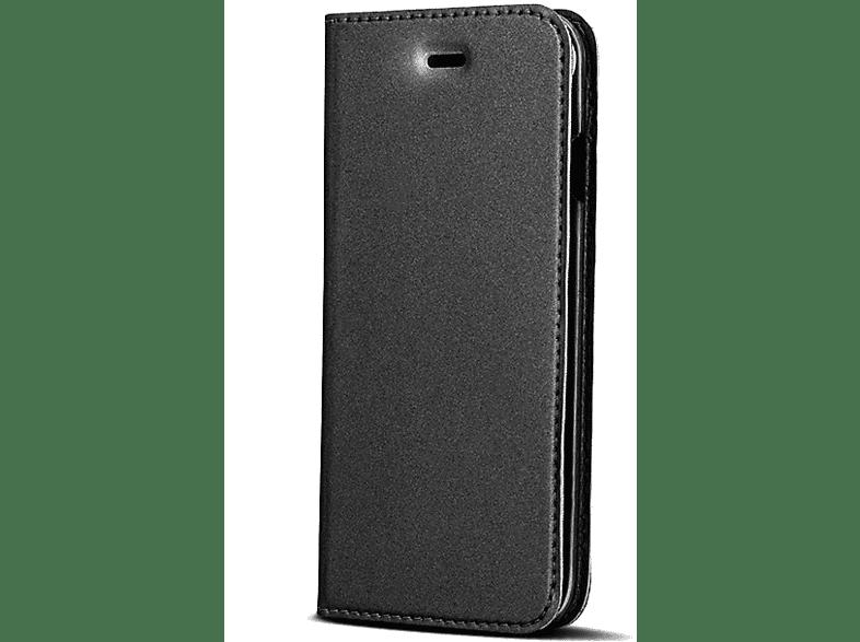 AGM 26801 , Bookcover, Samsung, Galaxy J5 (2017), Obermaterial Kunstleder, Schwarz