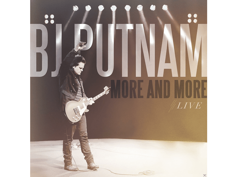 Bj Putnam - More And More [CD]