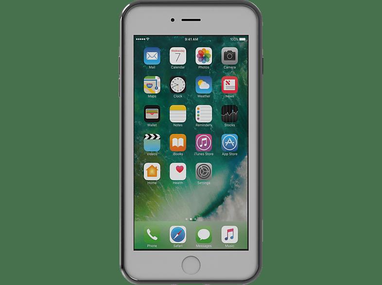 ADIDAS Originals Clear Case , Backcover, Apple, iPhone 6 Plus, iPhone 6s Plus, iPhone 7Plus, iPhone 8 Plus, Thermoplastische Polyurethan,