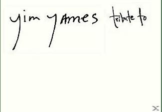 Jim James - Tribute To  - (Vinyl)
