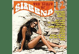 VARIOUS - Spirit Of Sireena Vol.12  - (CD)
