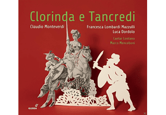 VARIOUS - Madrigale Aus Clorinda E Tancredi  - (CD)