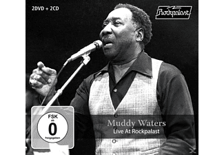 Muddy Waters - Live At Rockpalast  - (CD + DVD Video)