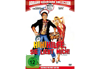 HiHiHilfe, sie liebt mich! DVD