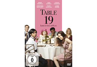 TABLE 19 - (DVD)