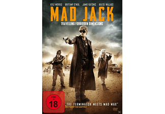 Mad Jack-Travelling Forbidden Dimensions - (DVD)