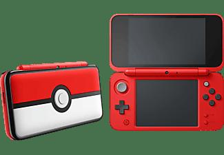 Consola - New Nintendo 2DS XL Edición Pokéball, NFC, incluye tarjeta Micro SDHC 4GB