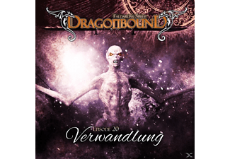 Kluckert,Jürgen/Zech,Bettina/Odle,Jan - Dragonbound 20-Verwandlung  - (CD)