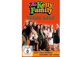 The Kelly Family - Tough Road  - (DVD)