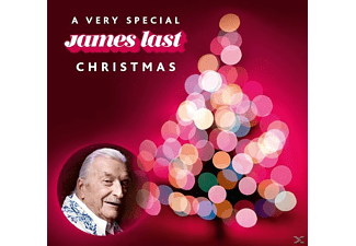 James Last - A Very Special James Last Christmas  - (CD)
