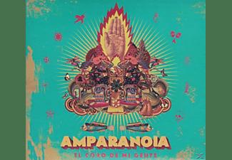 Amparanoia - El Coro de mi Gente  - (CD)