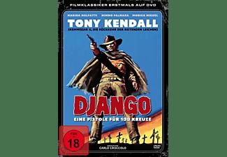 Django - Eine Pistole für 100 Kreuze DVD