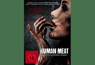 Human Meat - Mörder. Kannibale. Zombie. DVD