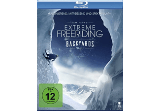 Extreme Freeriding - The Backyards Project Blu-ray