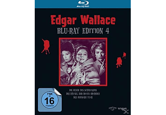 Edgar Wallace Edition Box 4 - (Blu-ray)