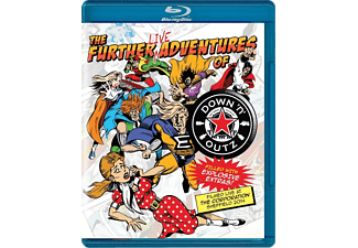 Down 'N Outz - The Further LIVE Adventures Of... (Blu-ray)