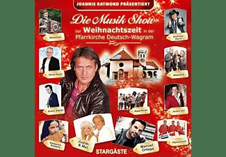 VARIOUS - Die Musik Show zur Weihnachtszeit  - (CD)