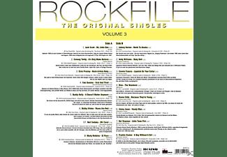 VARIOUS - Rockfile - Vol. 3 (180 GR Audiophile Vinyl)  - (Vinyl)