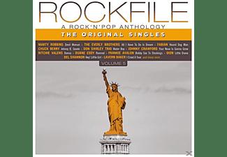 VARIOUS - Rockfile - Vol. 5 (180 GR Audiophile Vinyl)  - (Vinyl)
