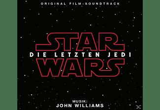 John Williams - Star Wars: Die Letzten Jedi (Deluxe Edt.)  - (CD)