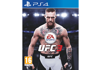 UFC 3 NL/FR PS 4